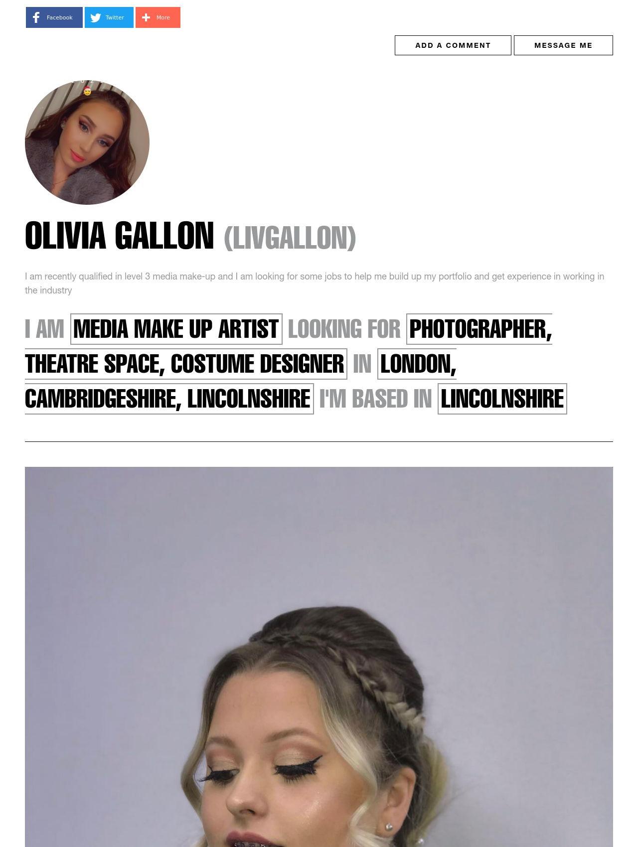 Olivia Gallon