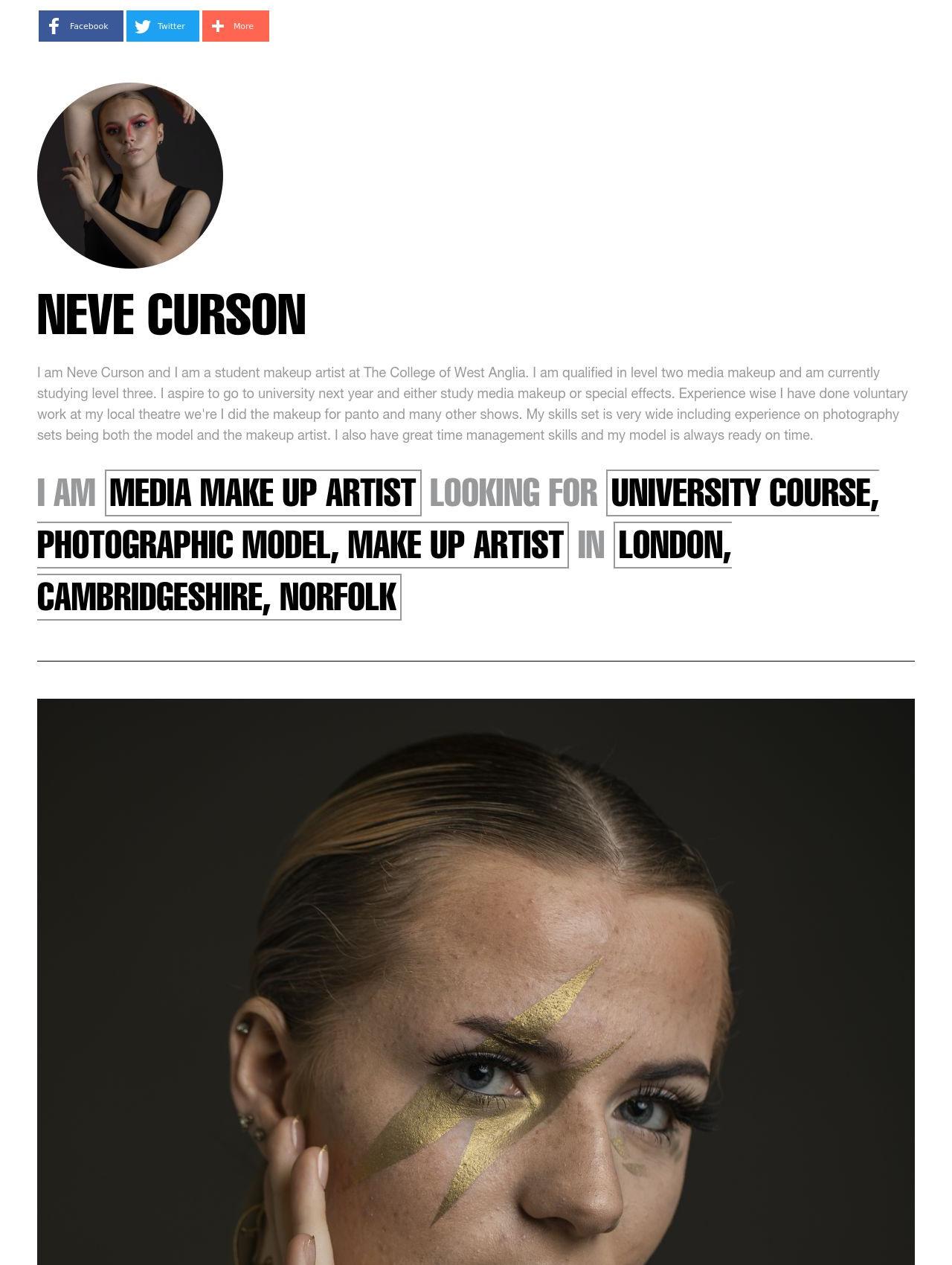 Neve Curson