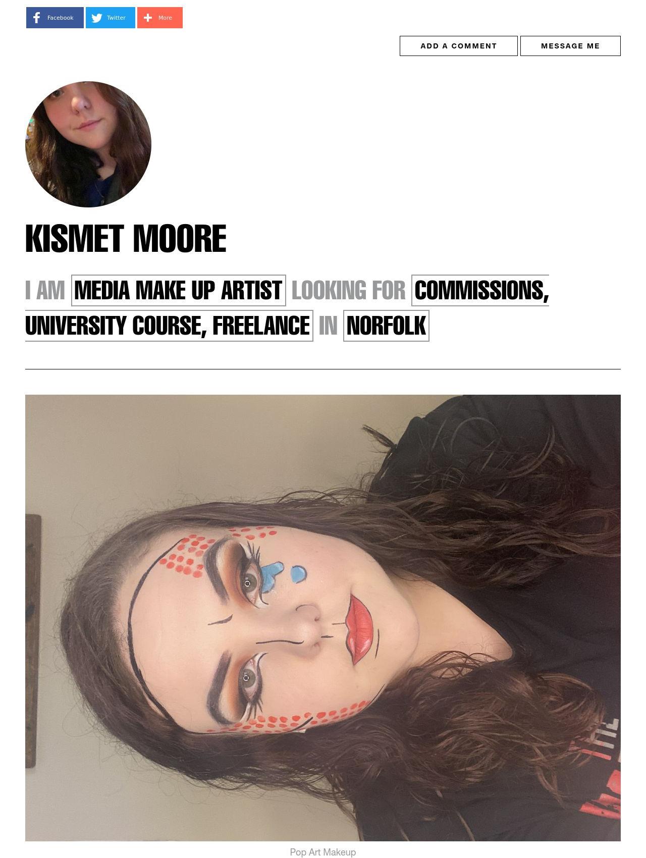 Kismet Moore