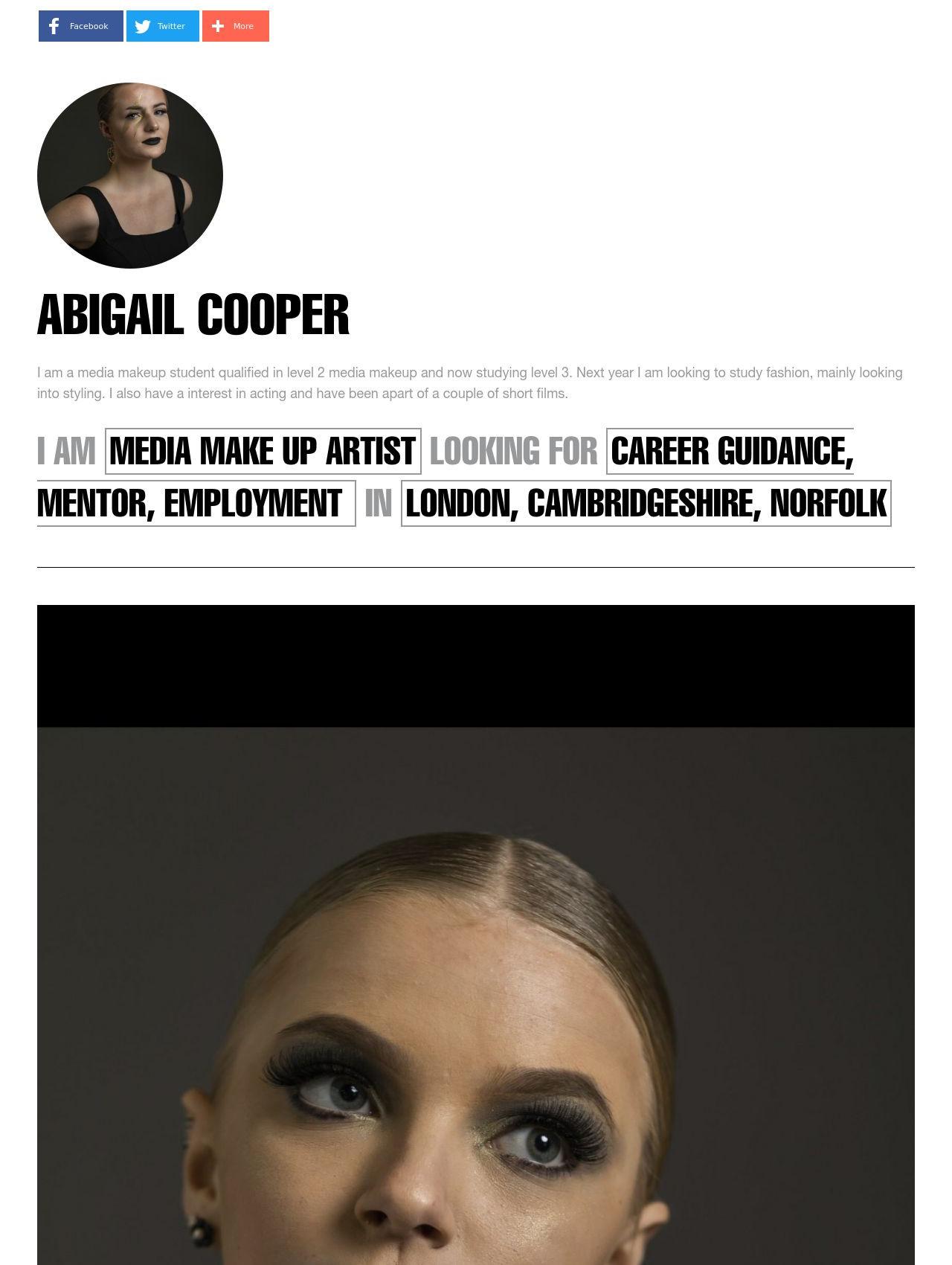 Abigail Cooper