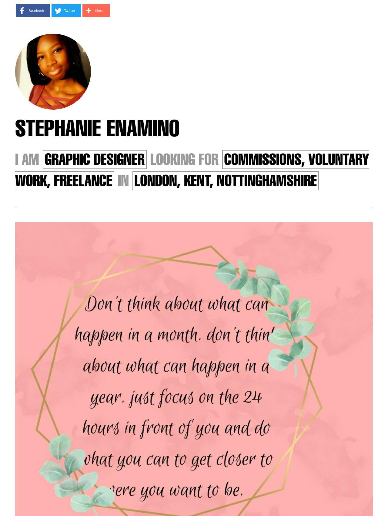 Stephanie Enamino