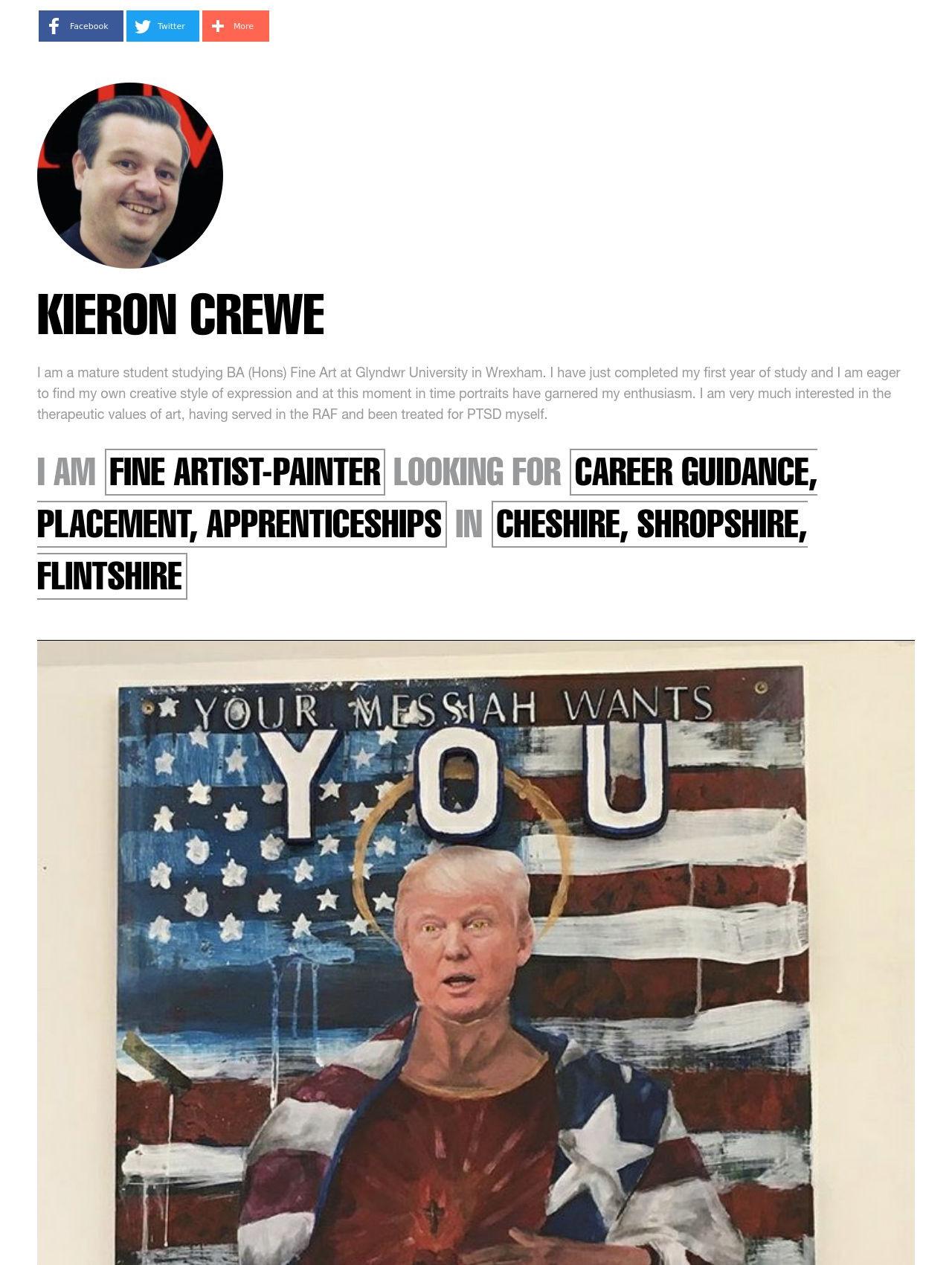 Kieron Crewe