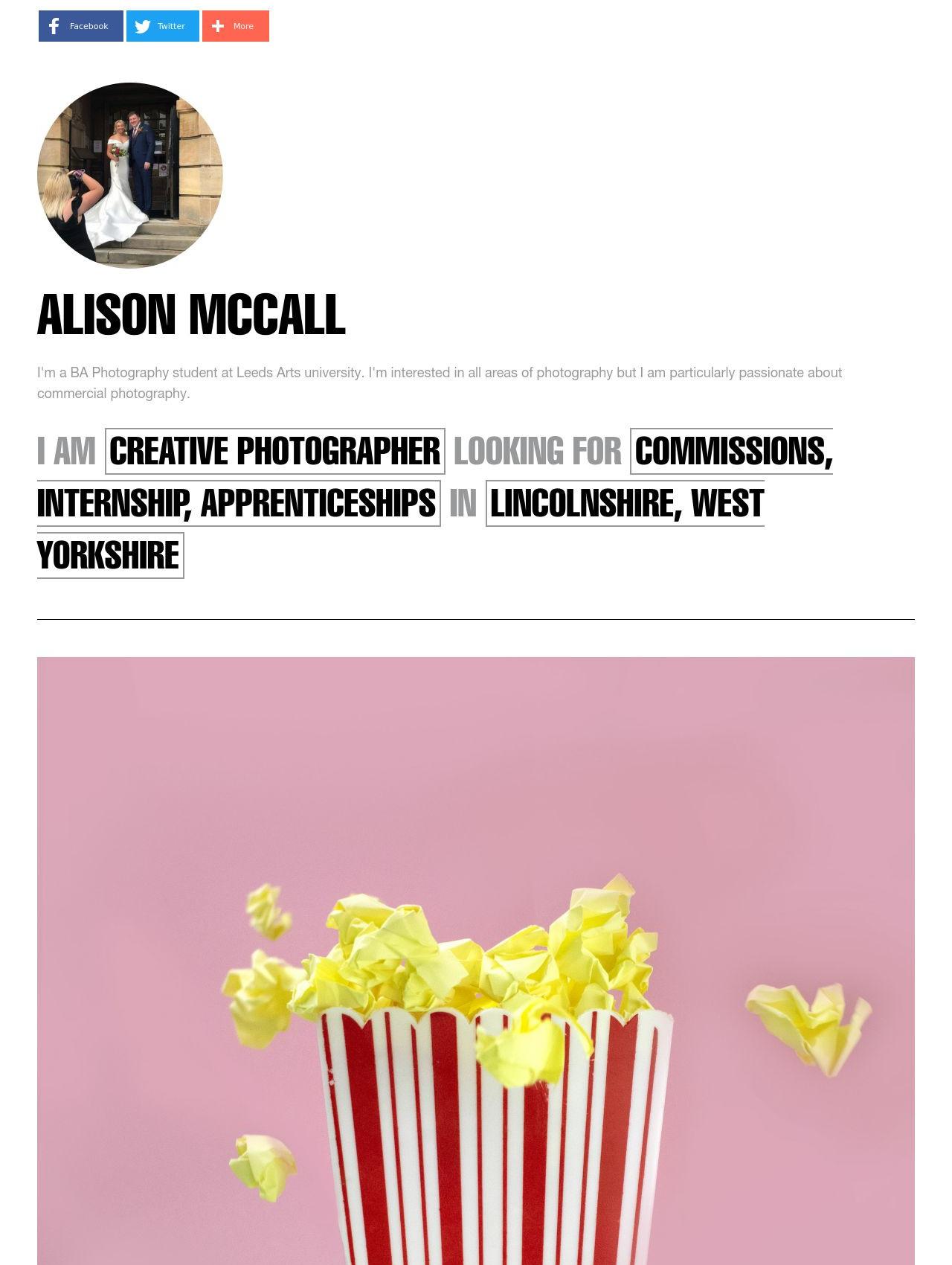 Alison McCall