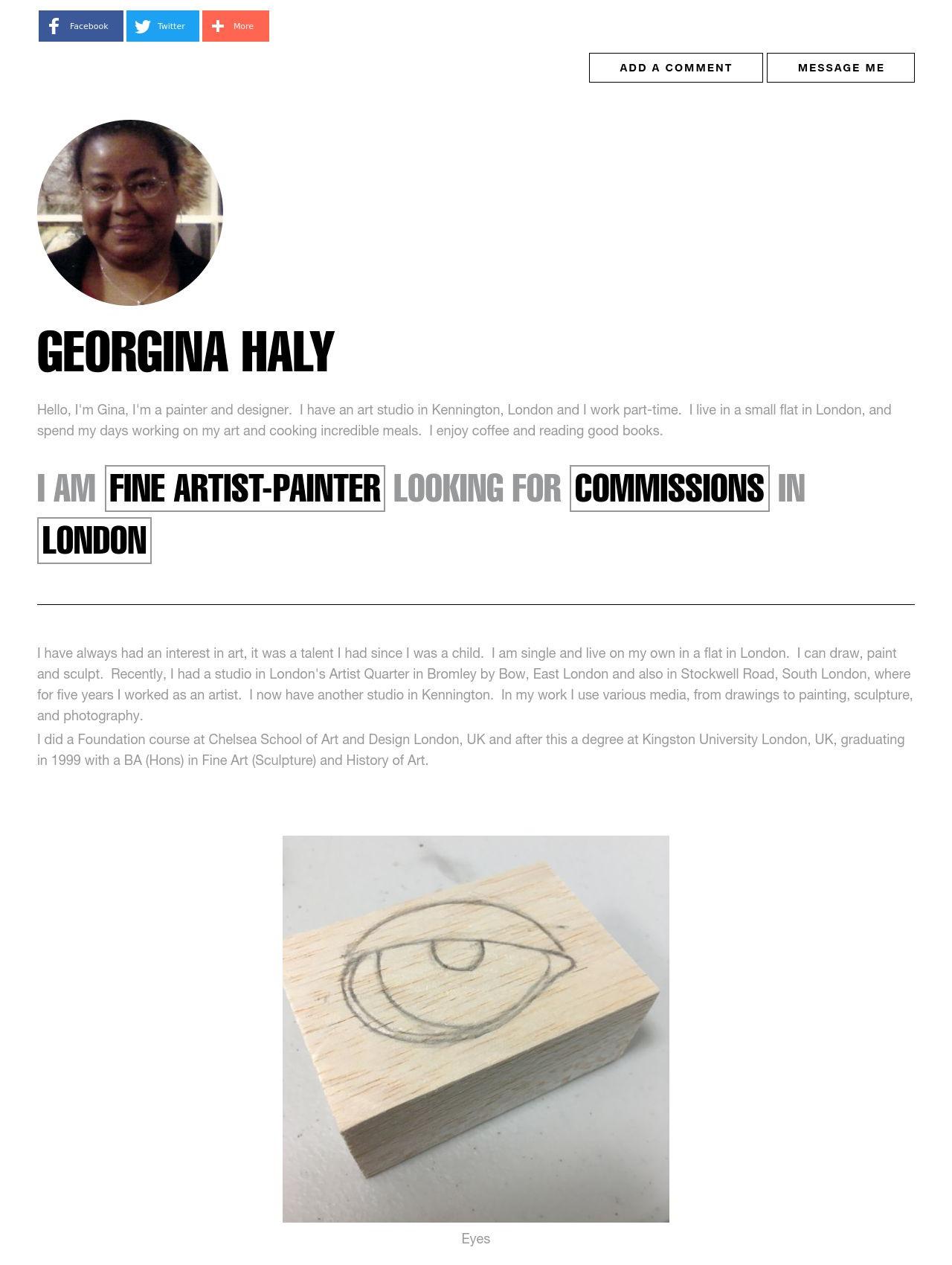 Georgina Haly