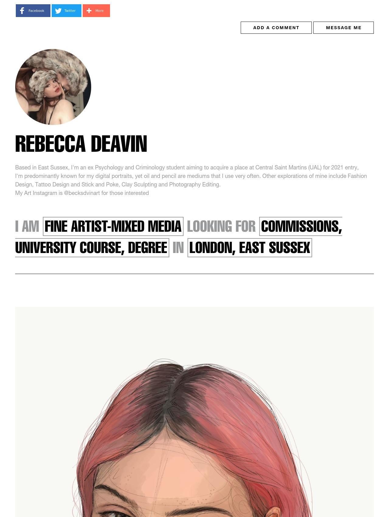 Rebecca Deavin
