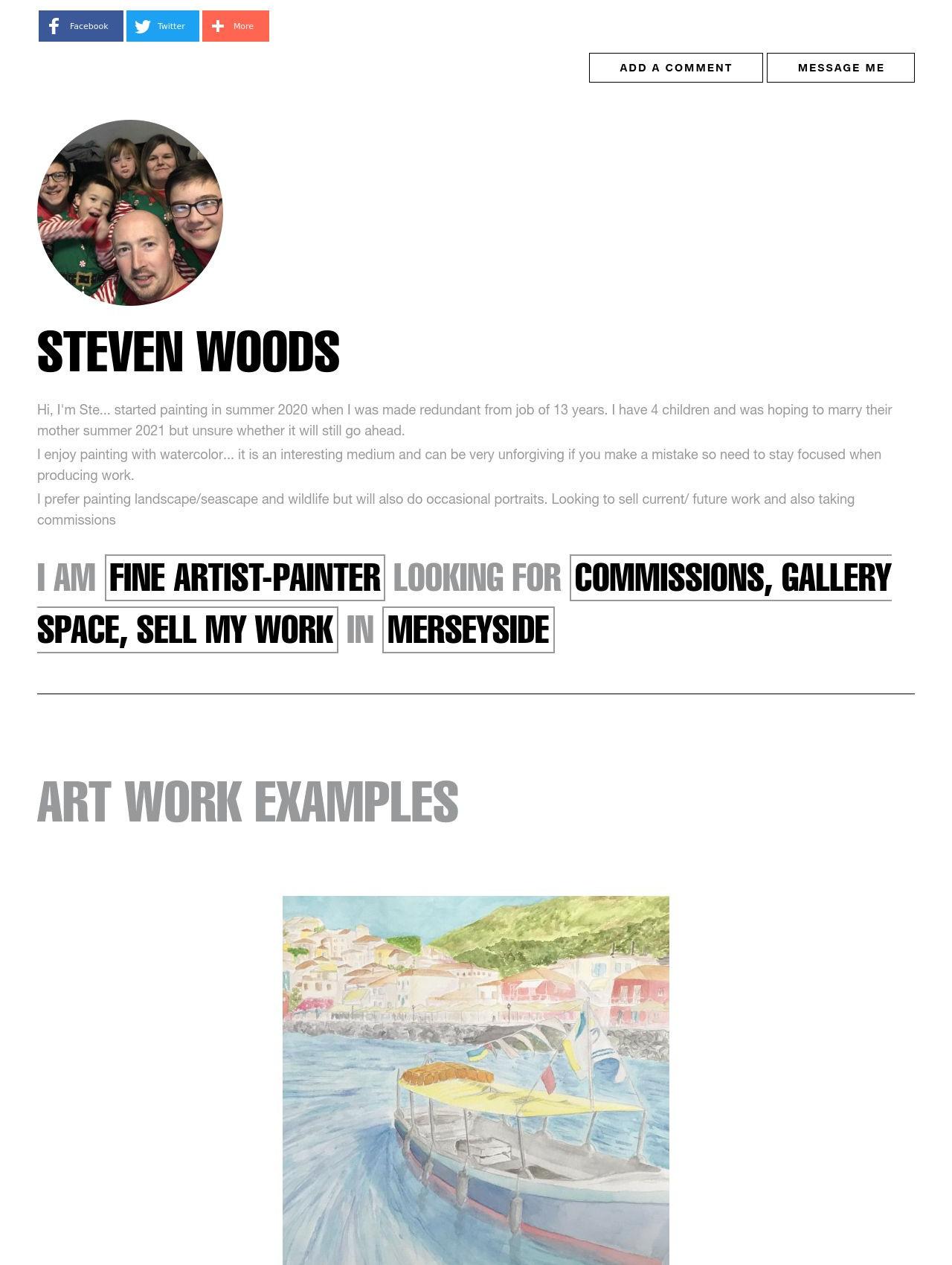 Steven Woods