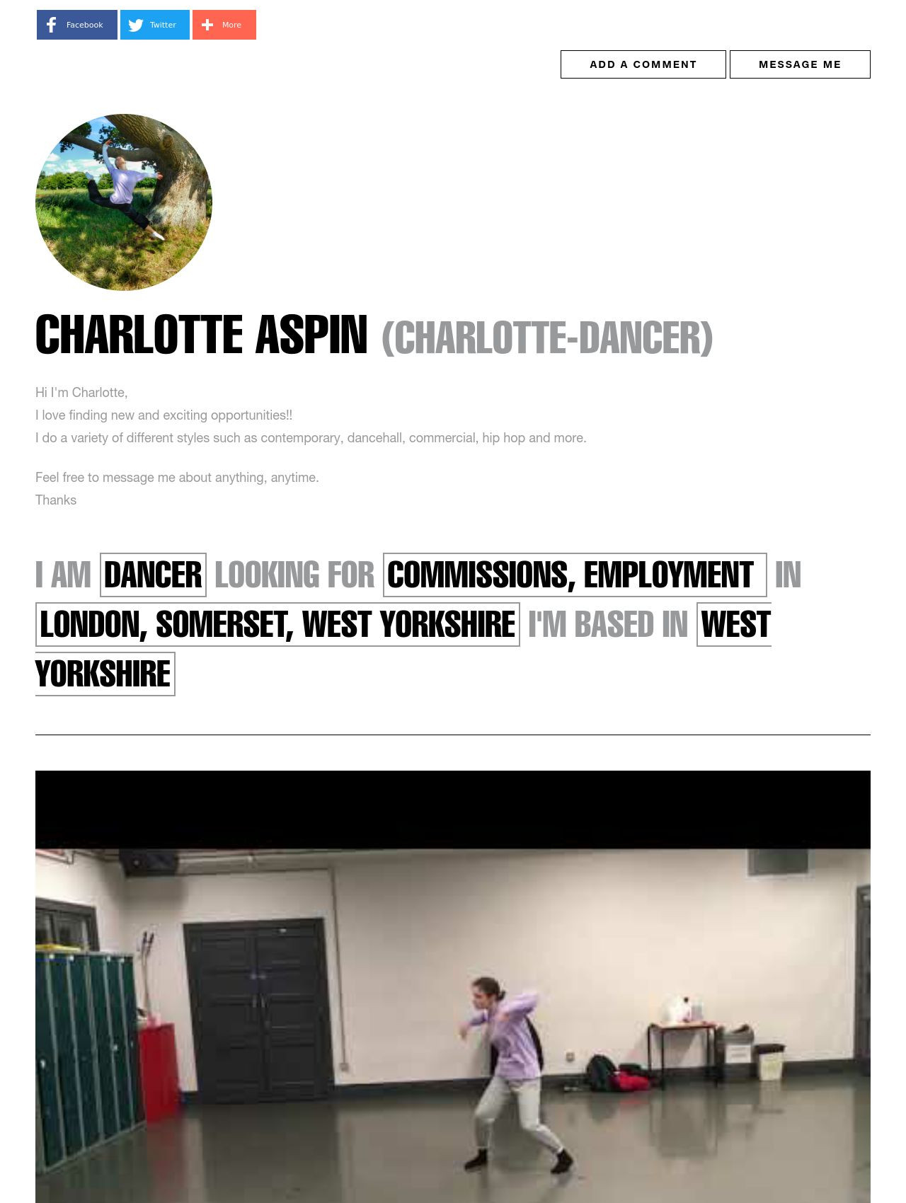 Charlotte Aspin