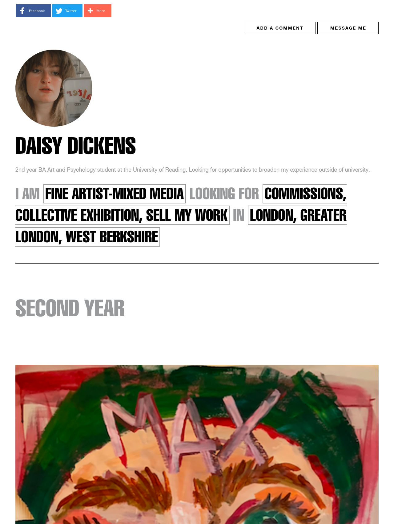 Daisy Dickens