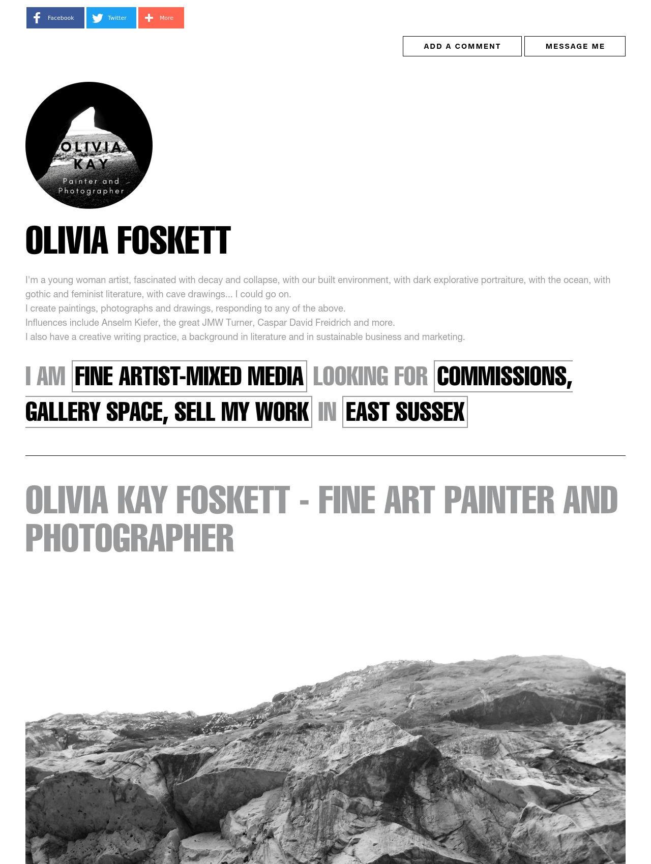 Olivia Foskett