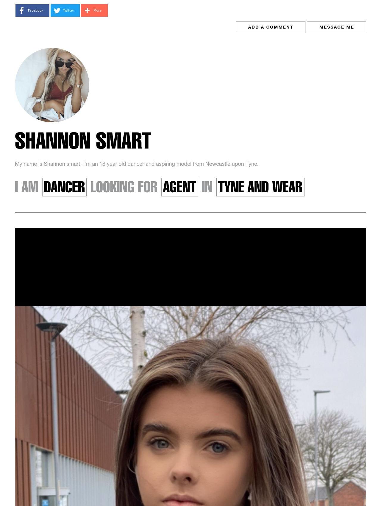 Shannon Smart
