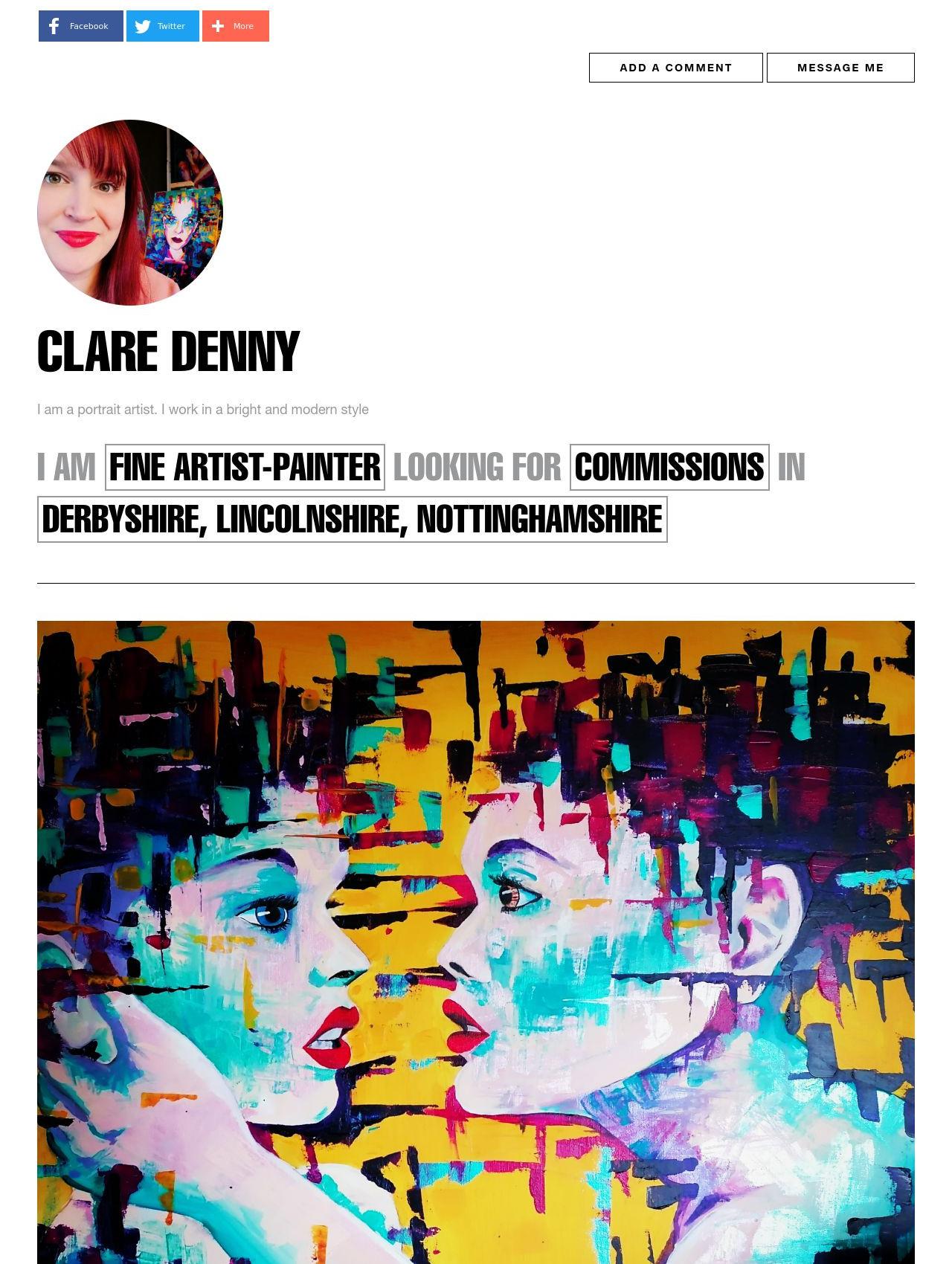 Clare Denny