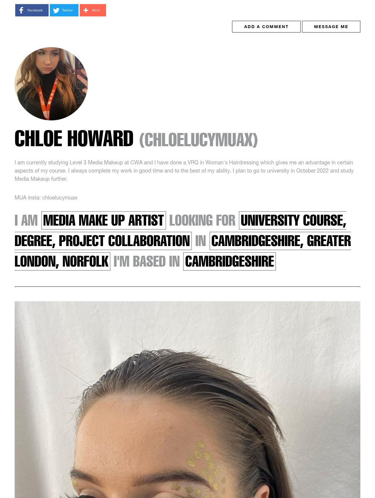 Chloe Howard