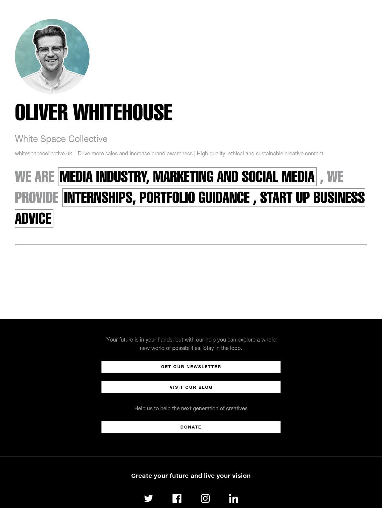 Oliver Whitehouse