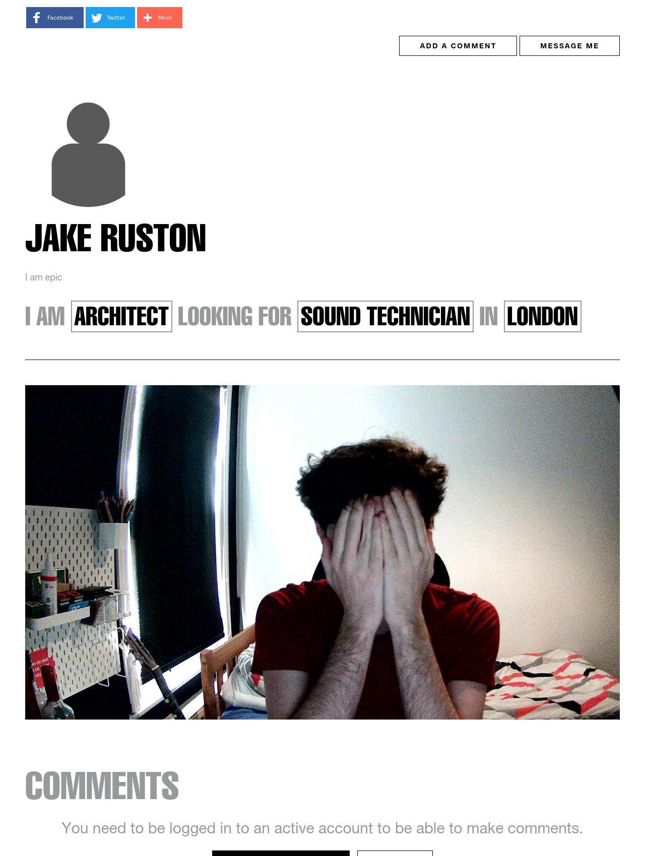 Jake Ruston