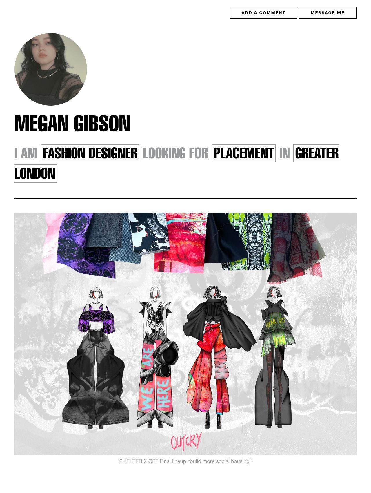 Megan Gibson