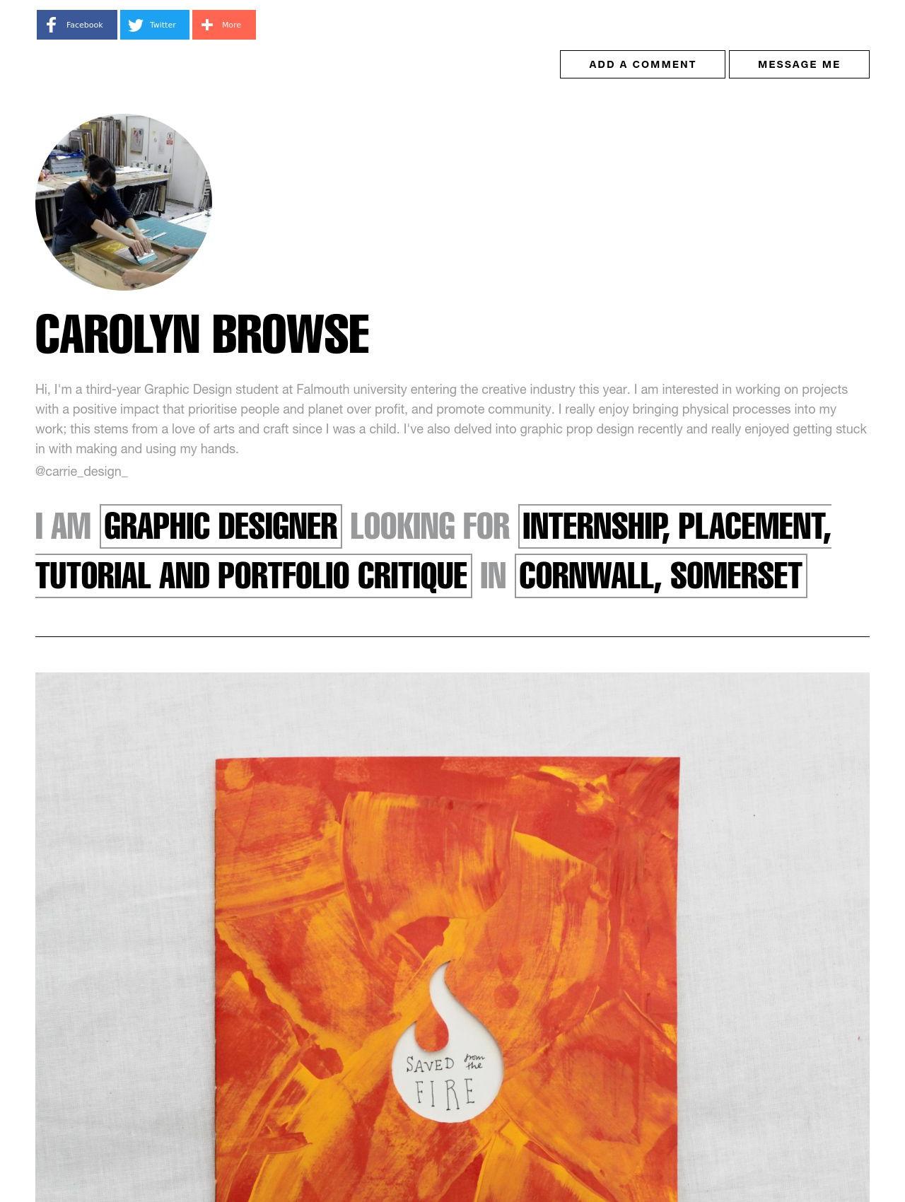Carolyn Browse