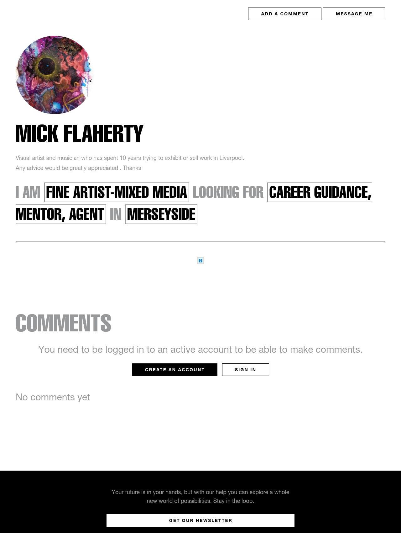 Mick Flaherty