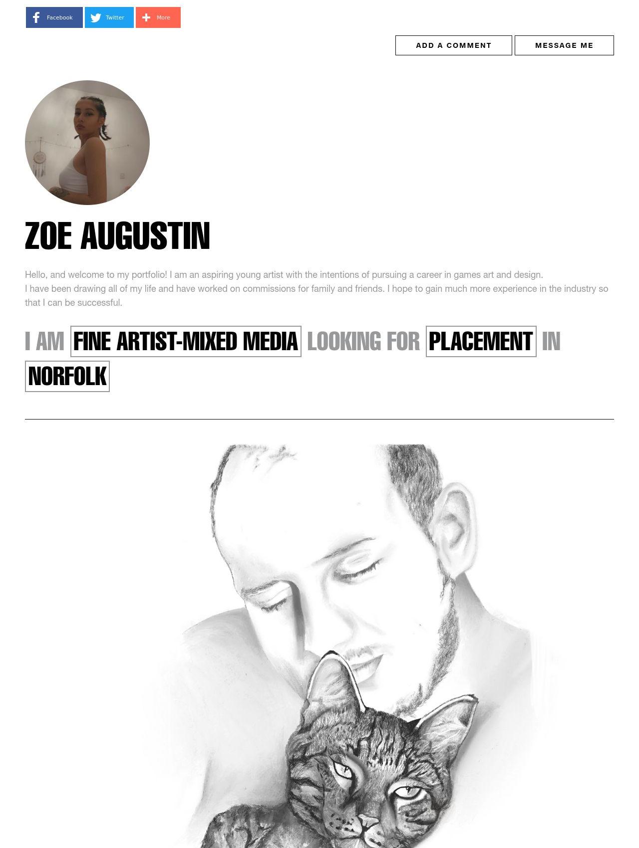 Zoe Augustin