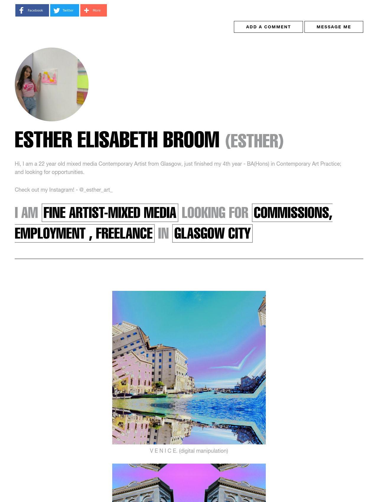 Esther Elisabeth Broom