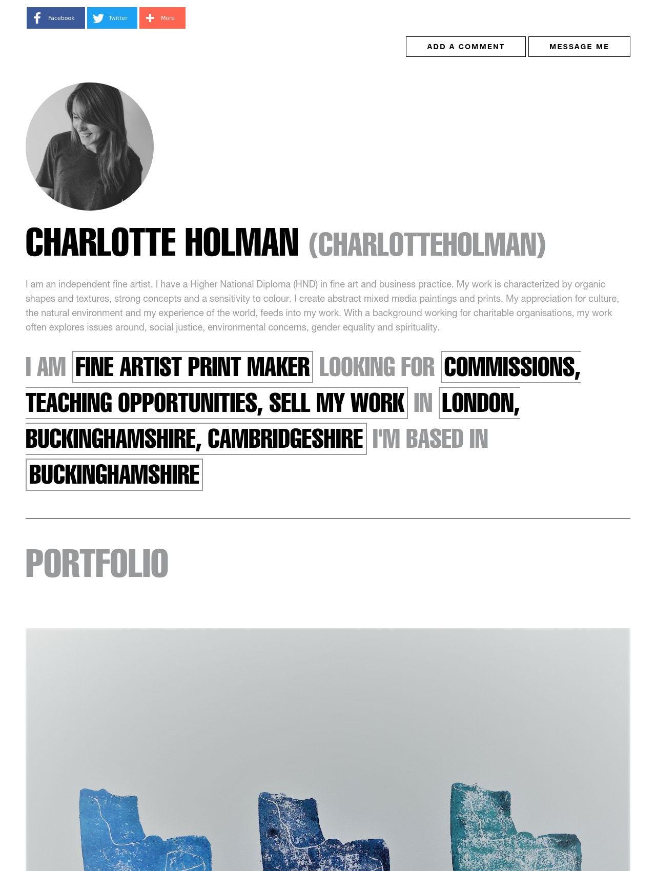 Charlotte Holman