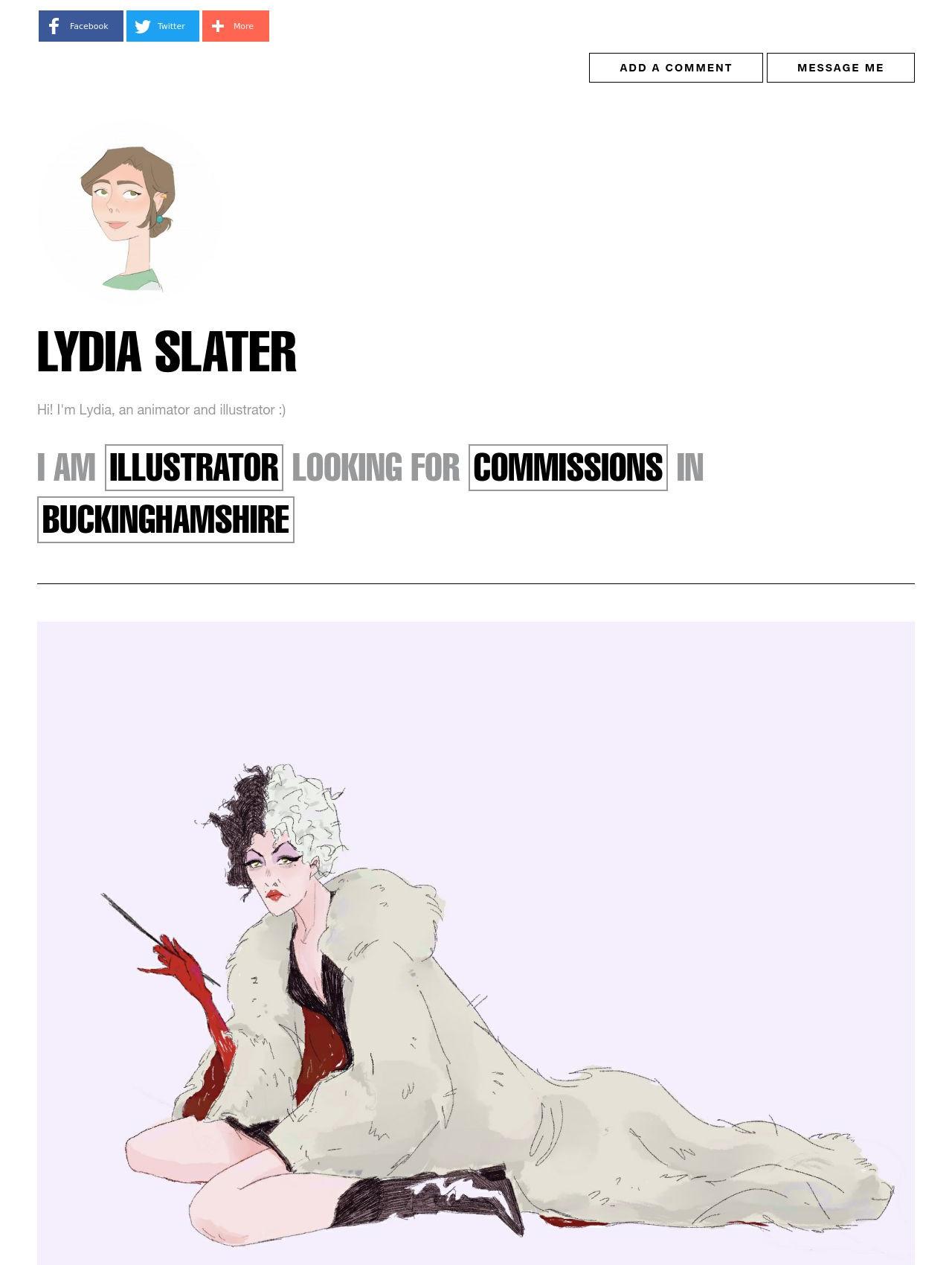 Lydia Slater