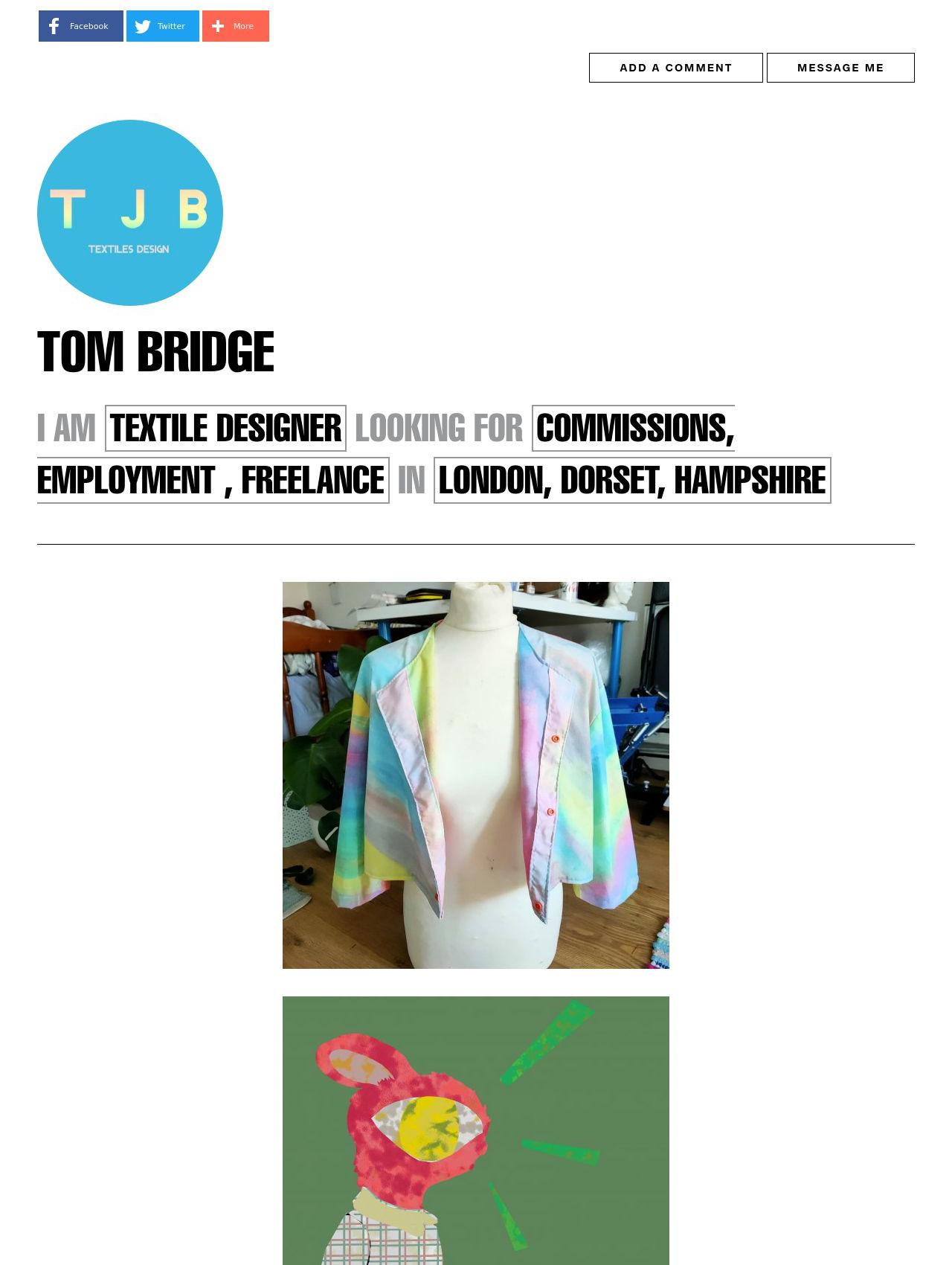 Tom Bridge