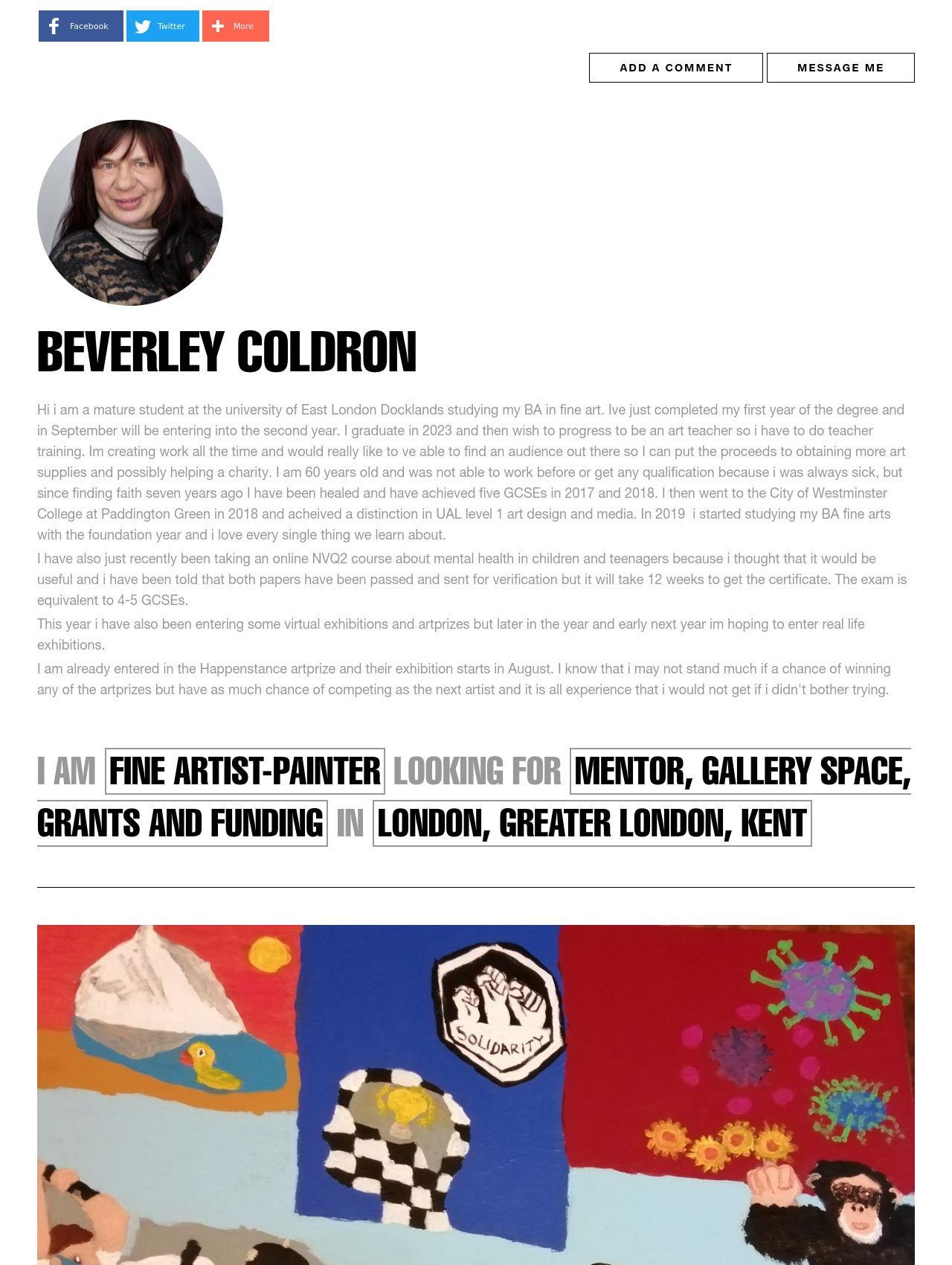 Beverley Coldron
