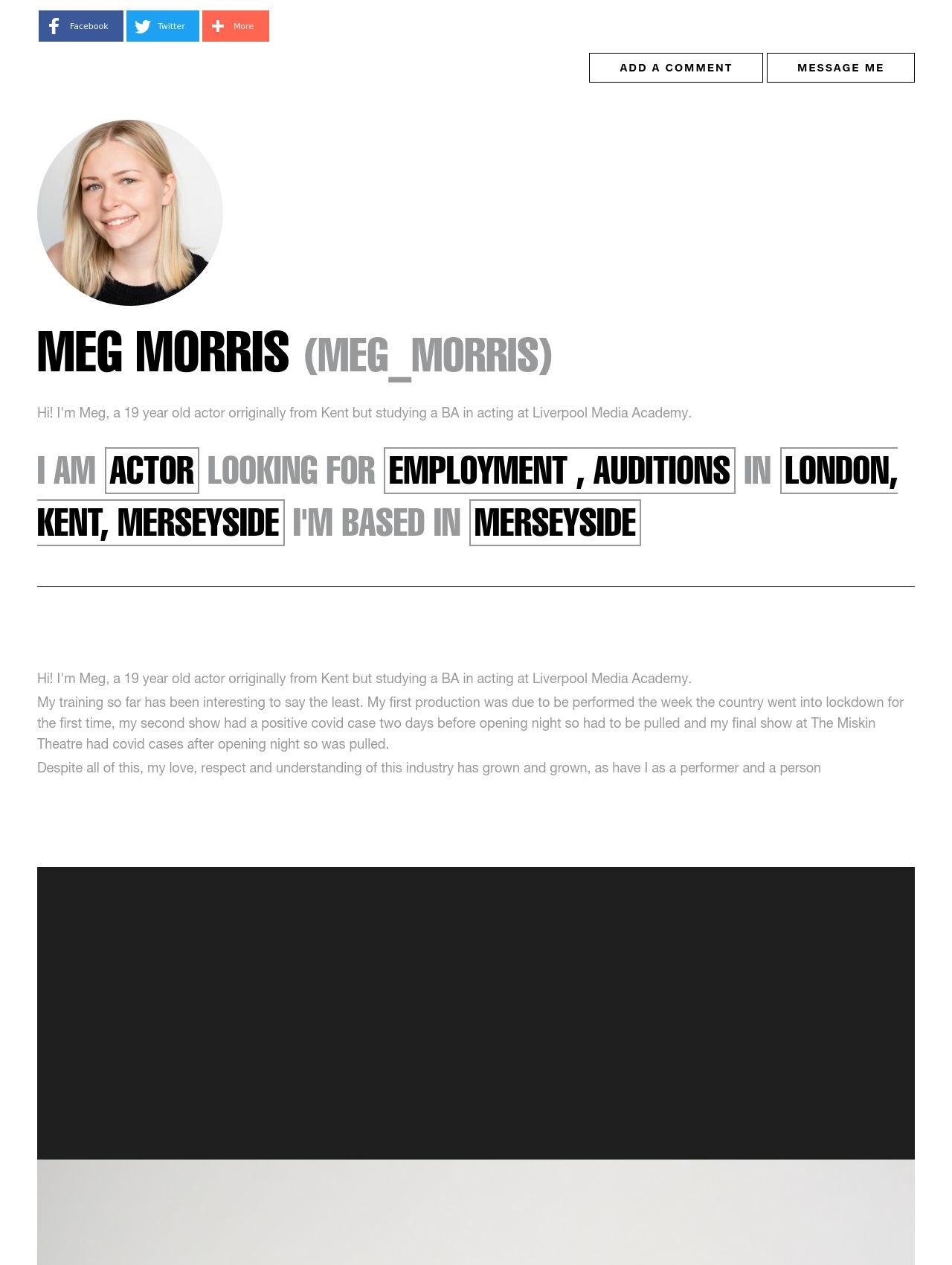 Meg Morris