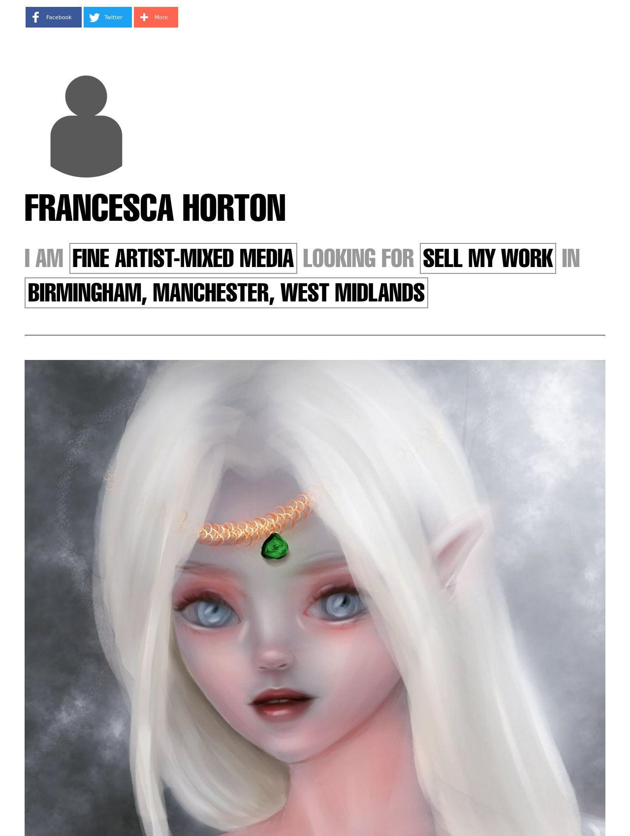 Francesca Horton