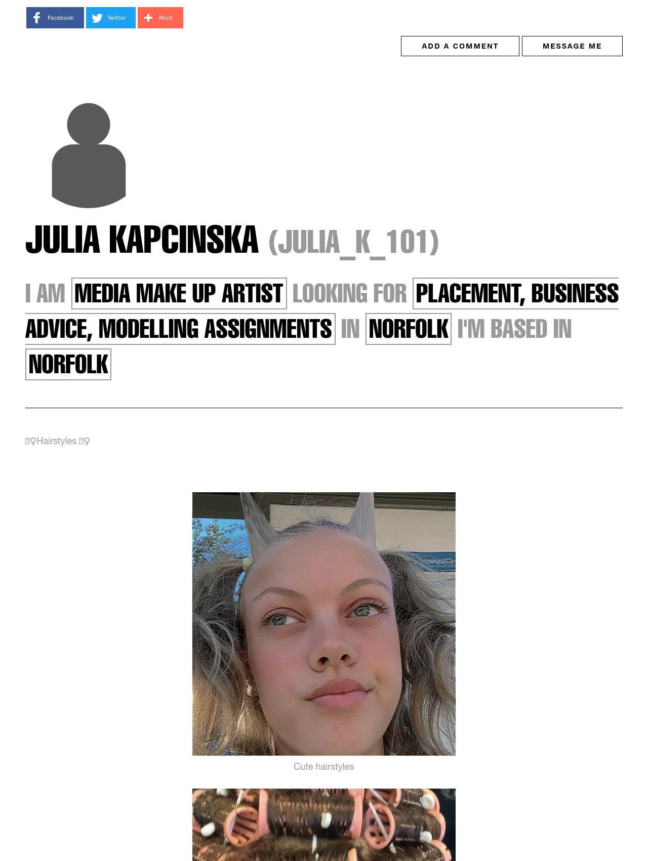 Julia Kapcinska