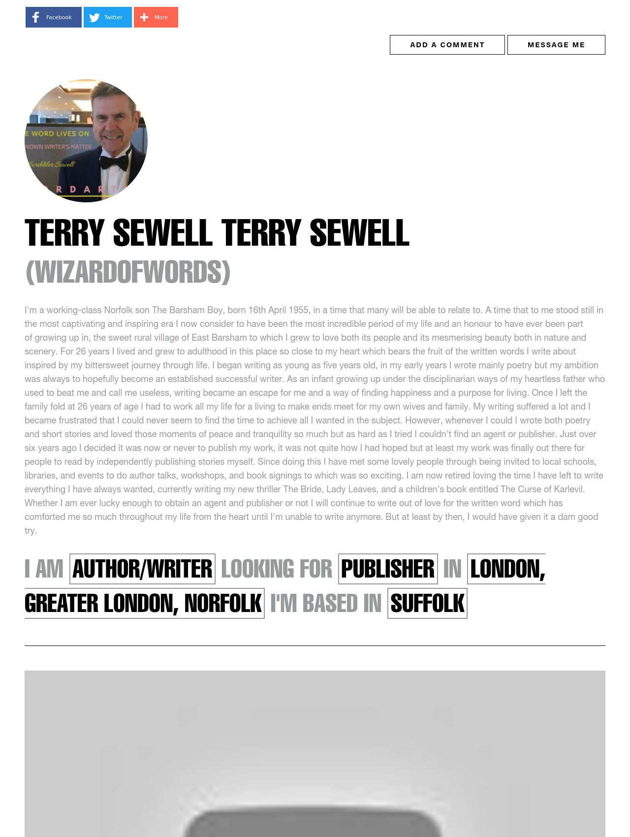 Terry Sewell Terry Sewell