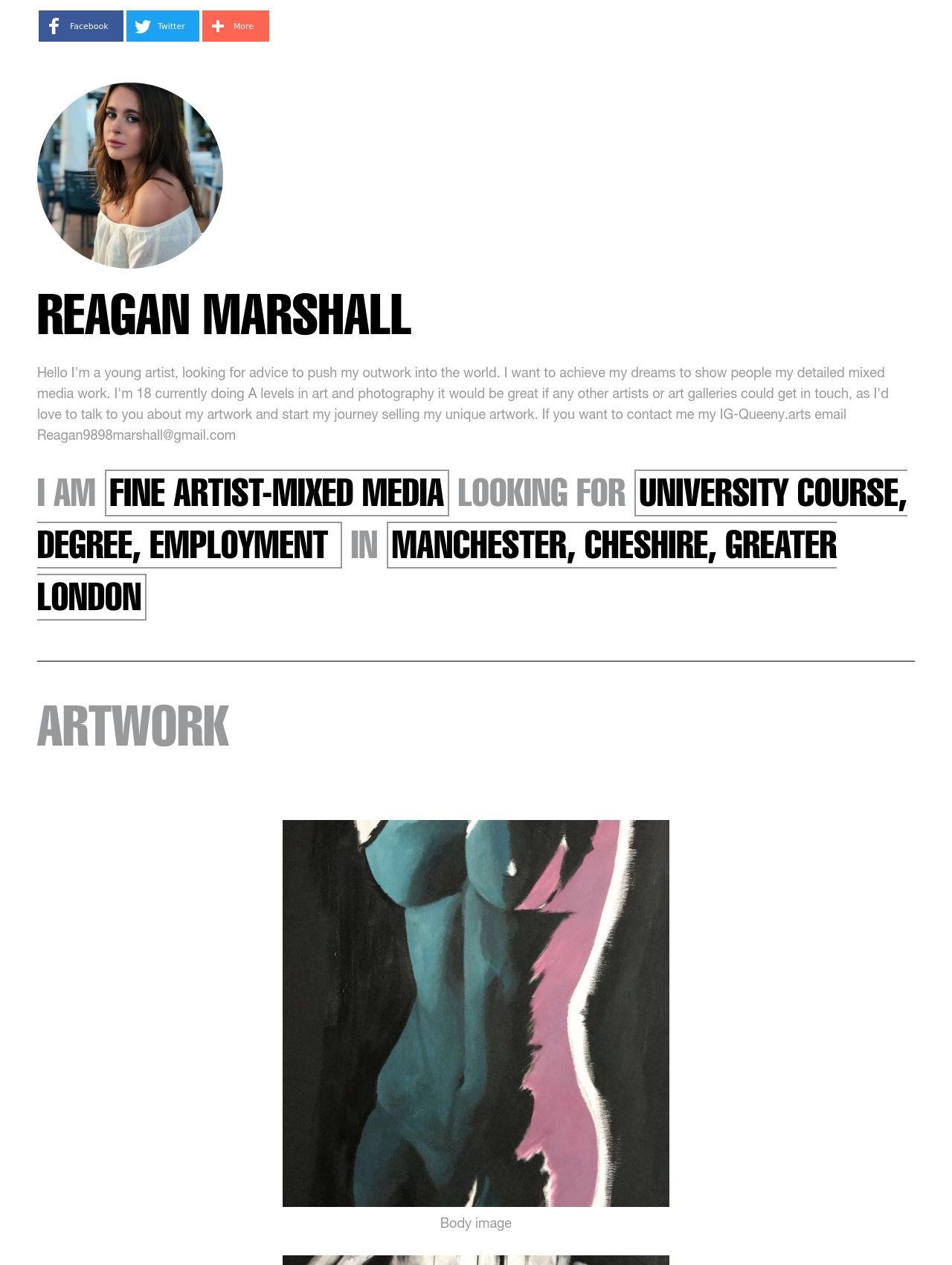 Reagan Marshall