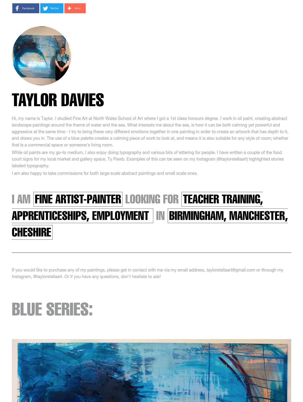 Taylor Davies