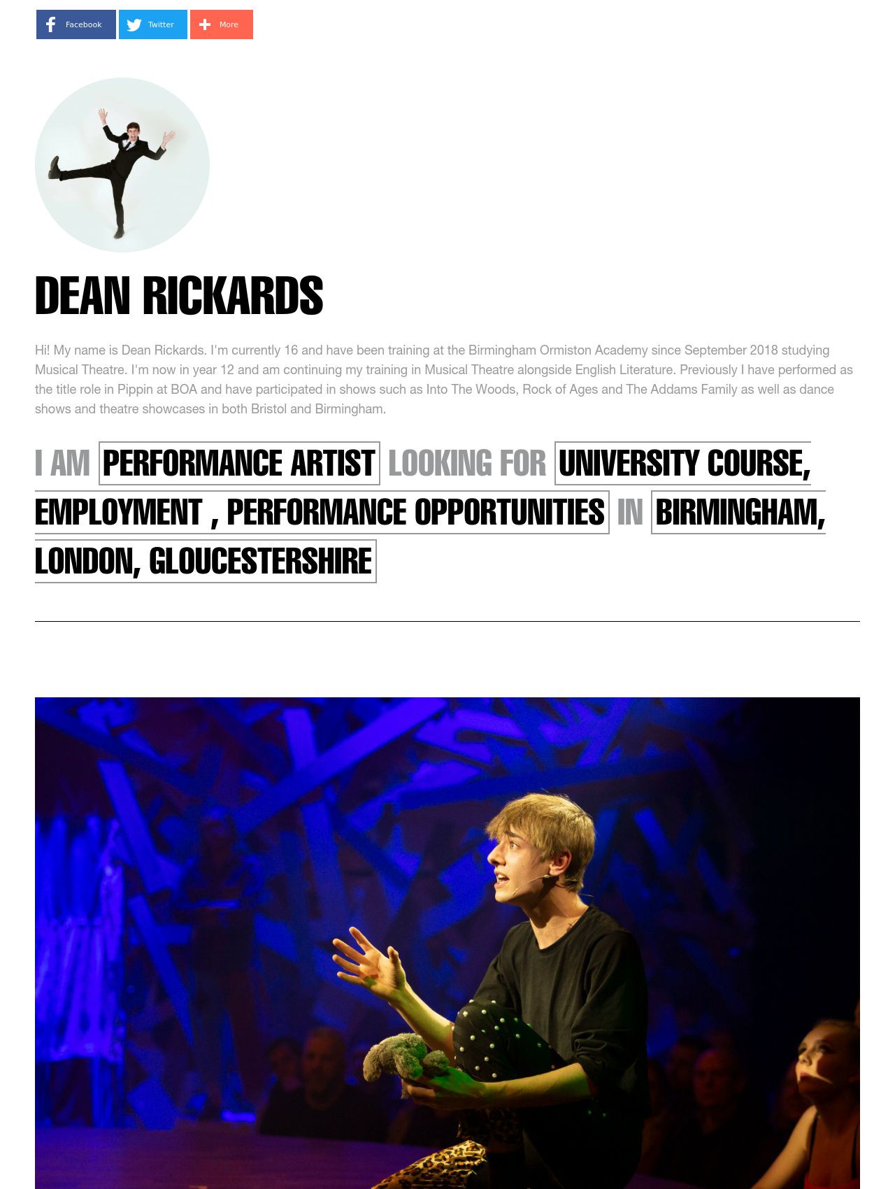 Dean Rickards