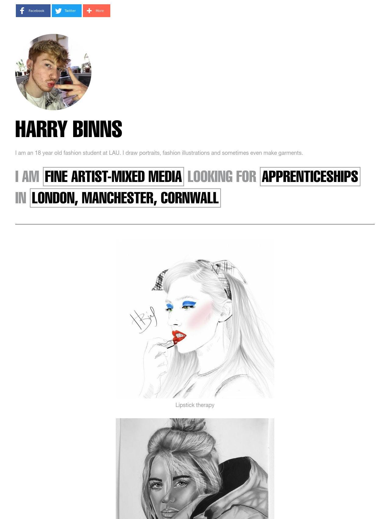 Harry Binns
