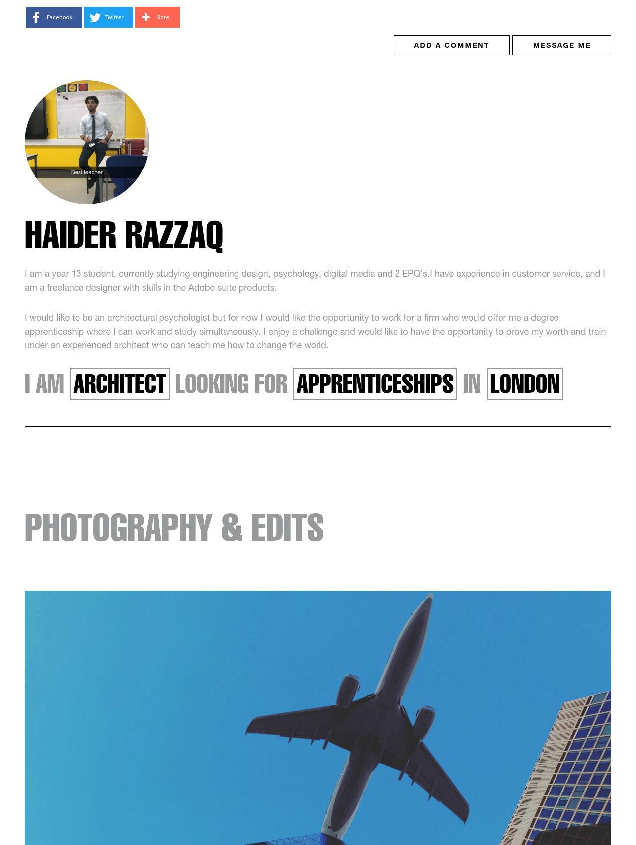 Haider Razzaq