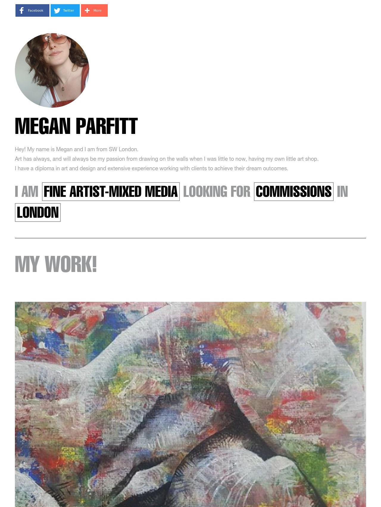 Megan Parfitt