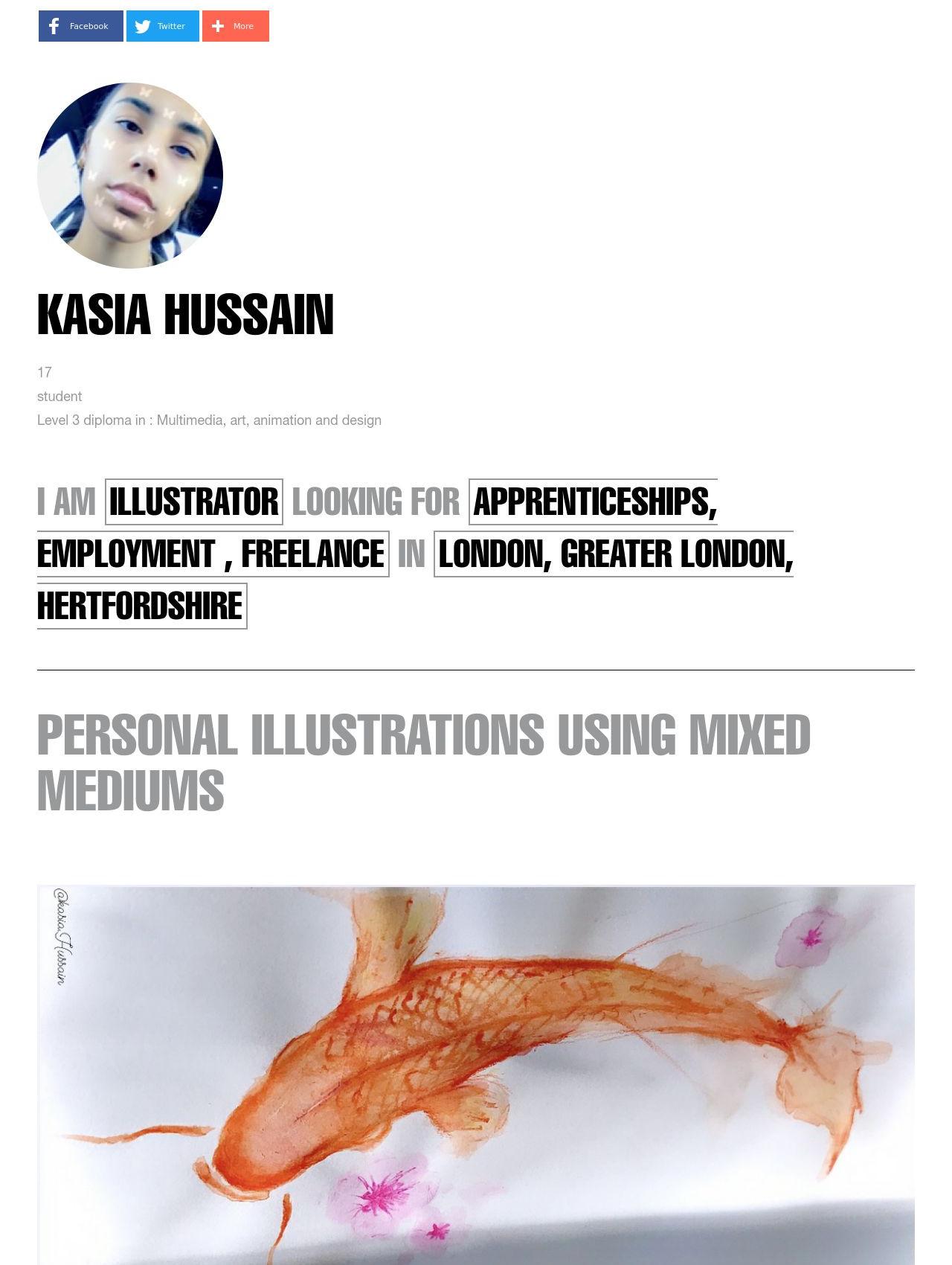 Kasia Hussain