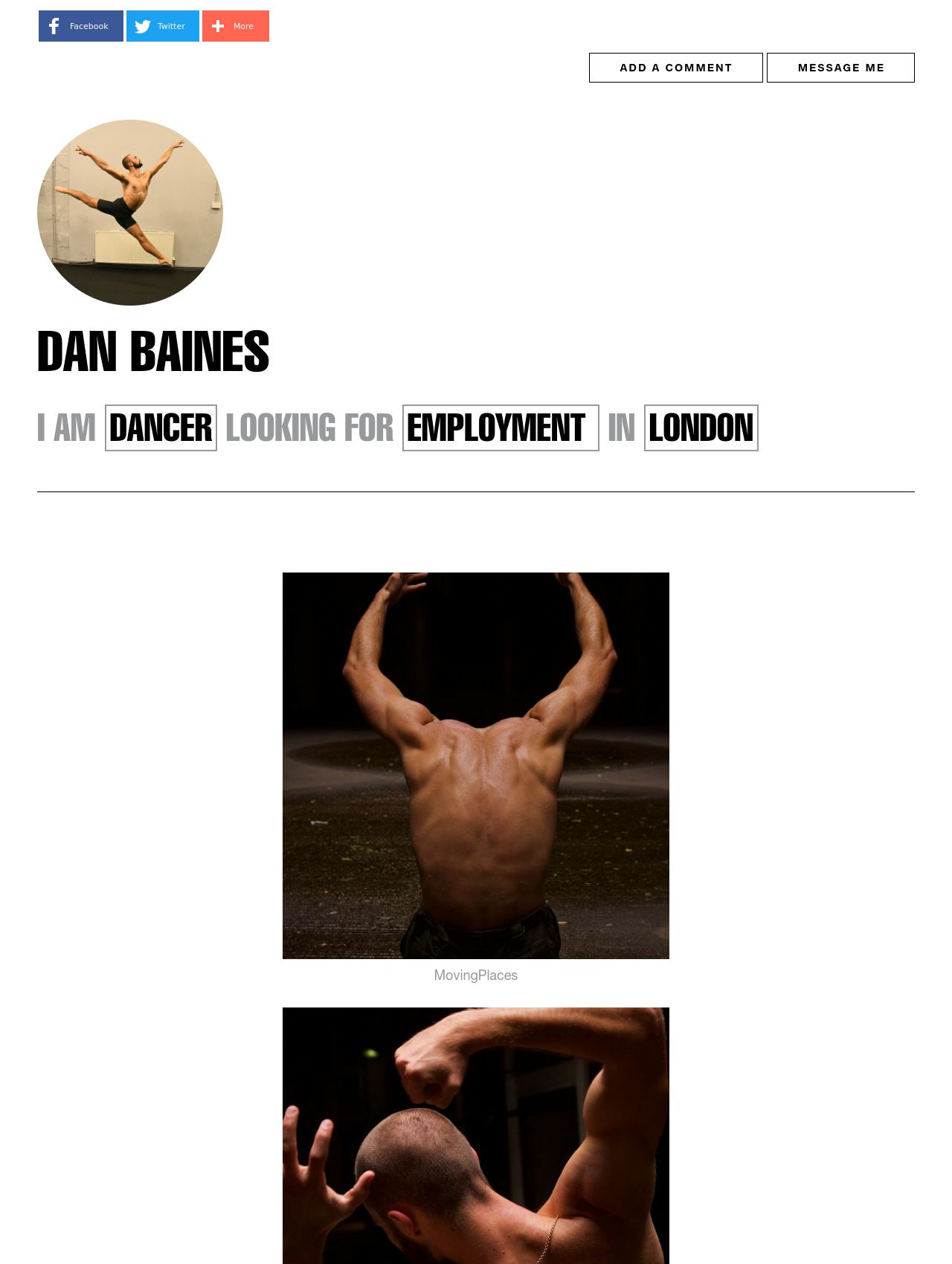 Dan Baines