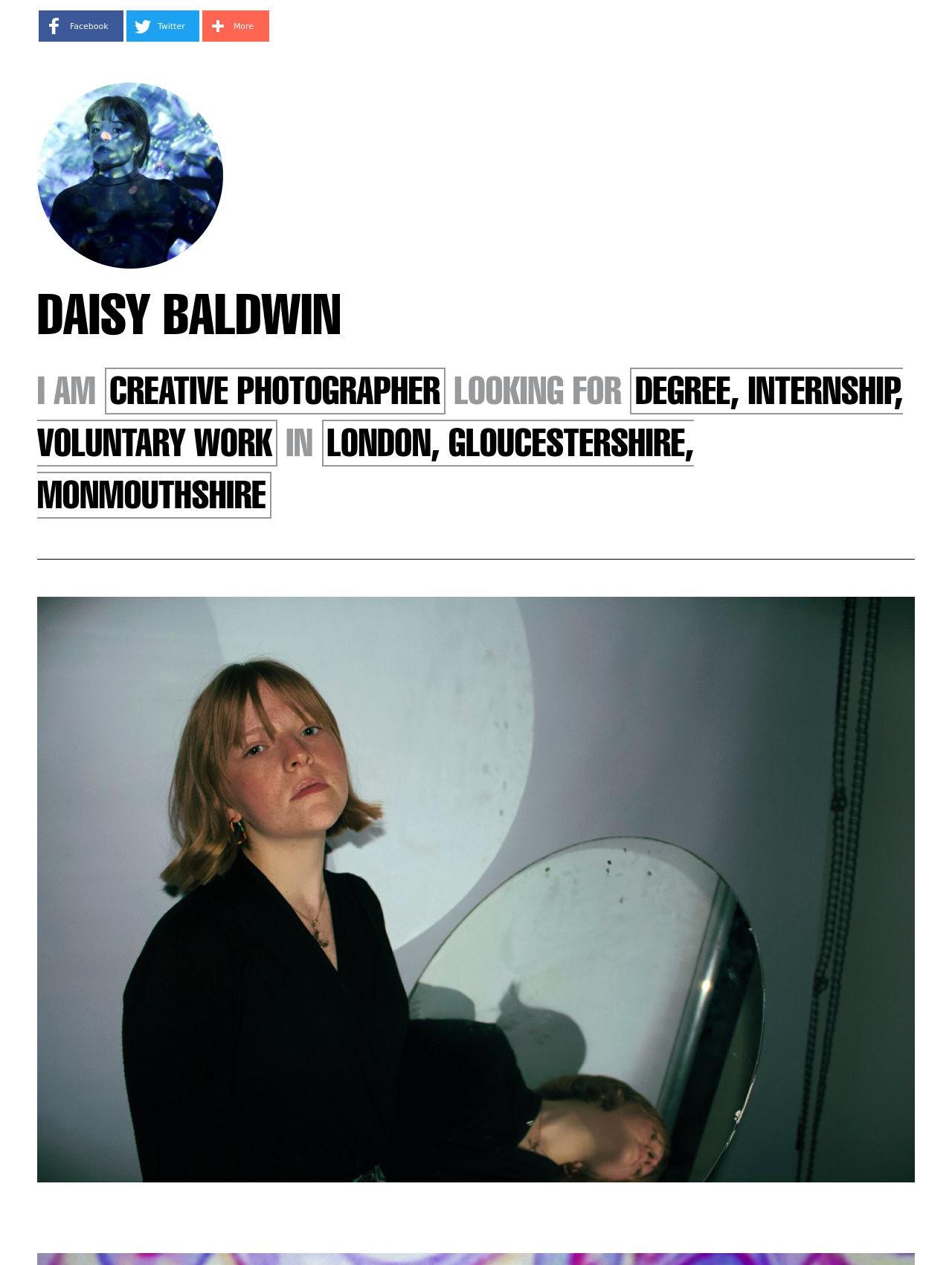 Daisy Baldwin