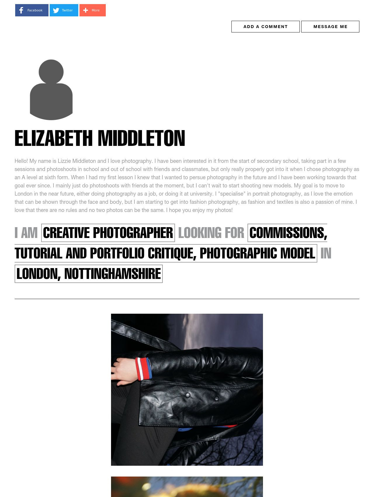 Elizabeth Middleton
