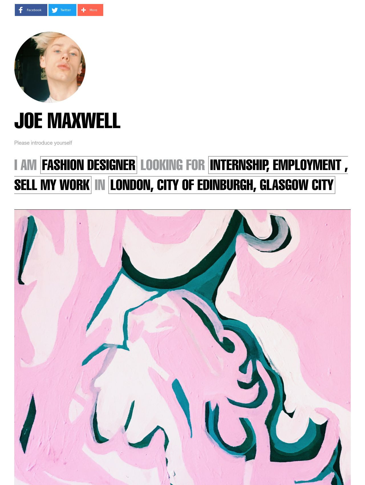Joe Maxwell