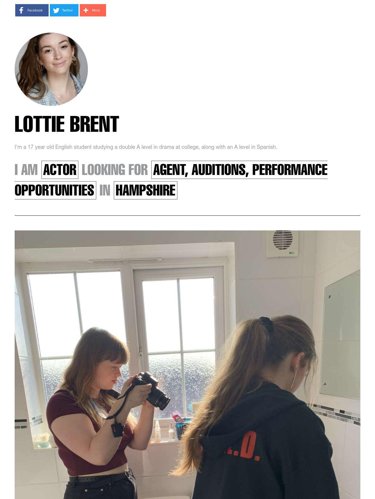 Lottie Brent