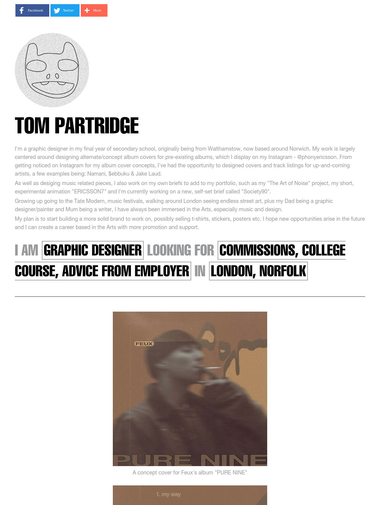 Tom Partridge