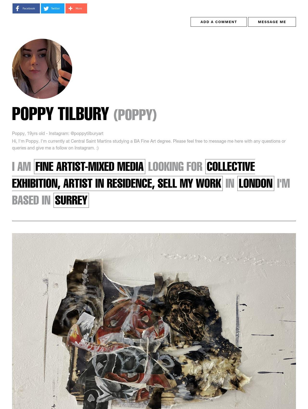 Poppy T